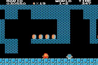 NC Super Mario Bros 03